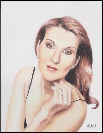 Céline Dion par DelphineK